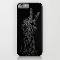 iPhone & iPod Case featuring Peace by Tombst0ne