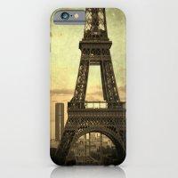 Mon Paris - La Tour Eiffel iPhone 6 Slim Case