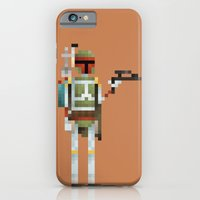iPhone & iPod Case featuring Bounty Hunter by LOVEMI DESIGN