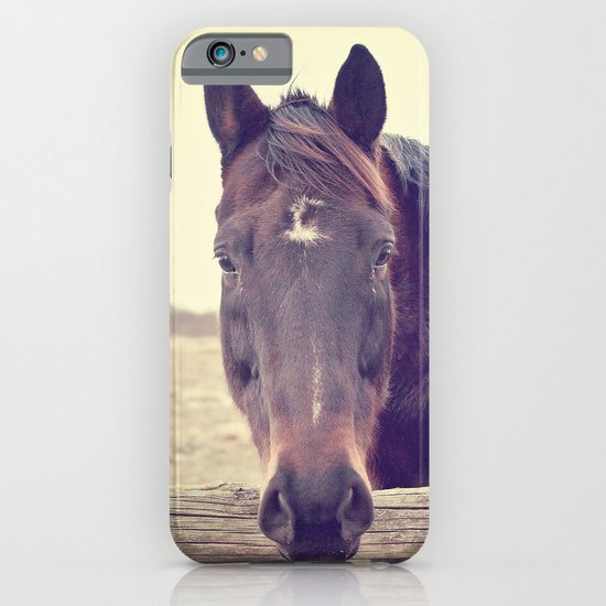 Hello Horse  iPhone & iPod Case