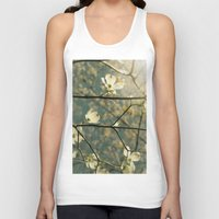 Spring tapestry Unisex Tank Top