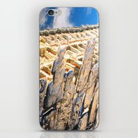 Puddles iPhone & iPod Skin
