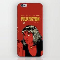P. F. iPhone & iPod Skin