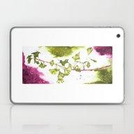 Ginkgo Branch Laptop & iPad Skin