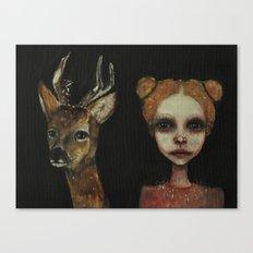 Serenka Canvas Print