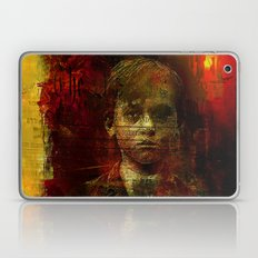The ghost of the room 303 Laptop & iPad Skin