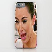 cry iPhone 6 Slim Case