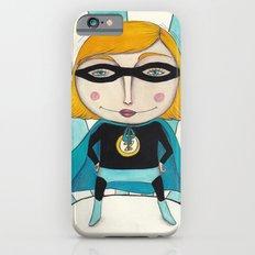 Superheroine iPhone 6 Slim Case