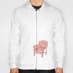 Red Chair Hoody