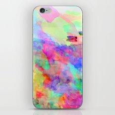 Neon Wash iPhone & iPod Skin
