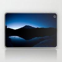Mt Rainier @ Sunset Laptop & iPad Skin