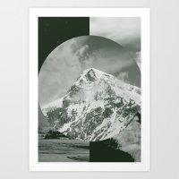 Darklands Art Print