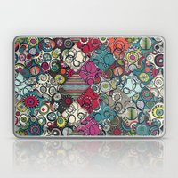 Honolulu diamonds Laptop & iPad Skin