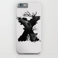 iPhone & iPod Case featuring X ANIMALS by Guerriero