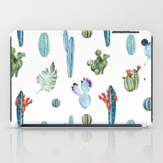 tropical forever iPad Case