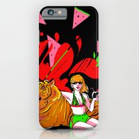 iPhone & iPod Case featuring One of the Pack by Shana Marie
