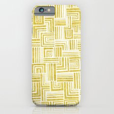 Golden Doodle weave Slim Case iPhone 6s