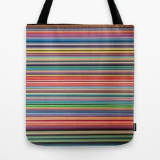 STRIPES23 Tote Bag