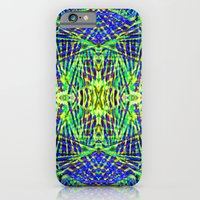 Tribal Green iPhone 6 Slim Case
