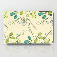 Spring spirit iPad Case