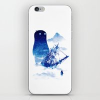 Abandon Ship iPhone & iPod Skin