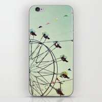 festival days iPhone & iPod Skin