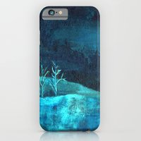PAISAJE AZUL iPhone 6 Slim Case