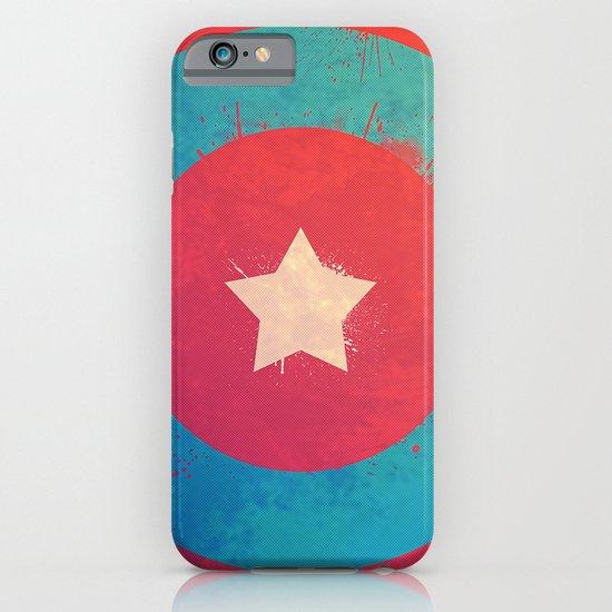 Captain's Sheild! iPhone & iPod Case
