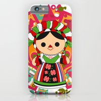 Maria 5 (Mexican Doll) iPhone 6 Slim Case