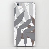 Botanical Fern  iPhone & iPod Skin