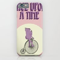 iPhone & iPod Case featuring once upon a time by gokce inan