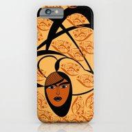 Oriental Colors iPhone 6 Slim Case
