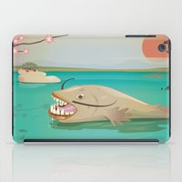 Looking for food iPad Case
