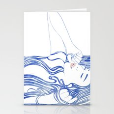 Water Nymph XXXIV Stationery Cards