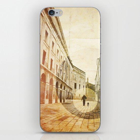The Stroller iPhone & iPod Skin