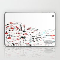Axe Dreams Laptop & iPad Skin