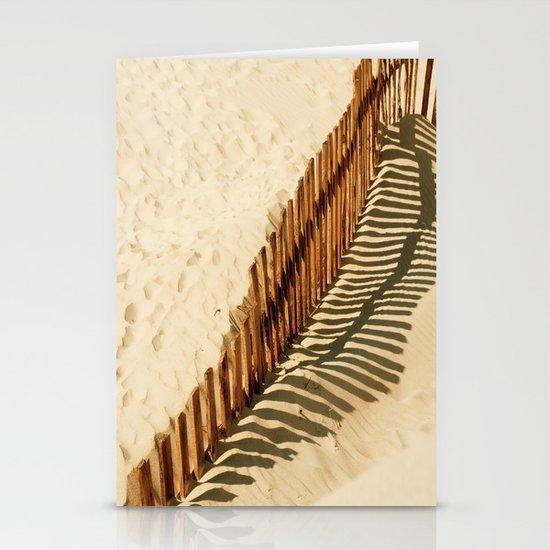 Bolonia beach Stationery Card