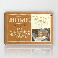 Home on the Web Laptop & iPad Skin