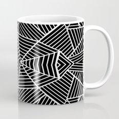 Ab Zoom Mirror Black Mug