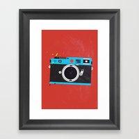 Image Framed Art Print