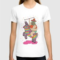 T-shirt featuring Pinata Party by KEEKI // Ali Cattini