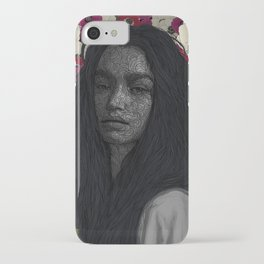 Clear iPhone Case - Introverted - PedroTapa