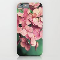 Hydrangea iPhone 6 Slim Case