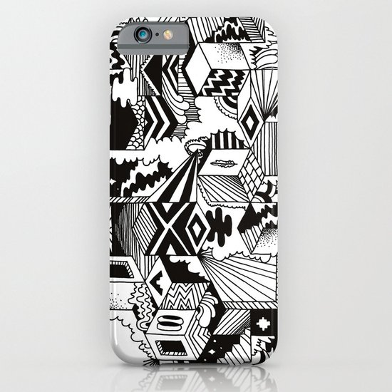 Cube-ular iPhone & iPod Case