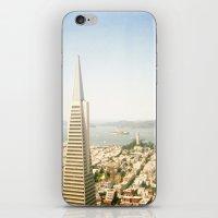Transamerica Pyramid, Sa… iPhone & iPod Skin