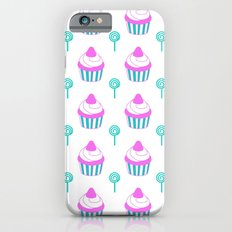Cupcakes And Lollipops iPhone 6 Slim Case
