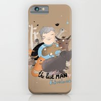 iPhone & iPod Case featuring The Last Man in Fukushima by Kristina Sabaite