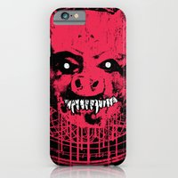 iPhone & iPod Case featuring SWINE'R by Matt Ryan Tobin