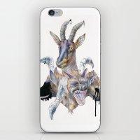 Topiary iPhone & iPod Skin