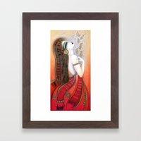 SOUL VIOLINS Framed Art Print